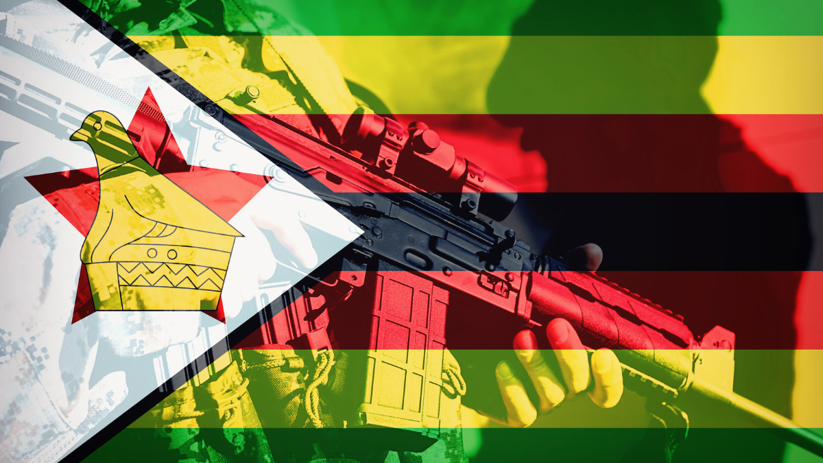 Zimbabwes Coconut Coup Installs A Crocodile Liberator News The