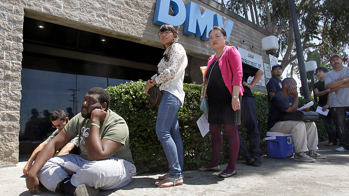 Third Party Dmv >> California S Dmv Drives Us Crazy Reforms Are Needed News The