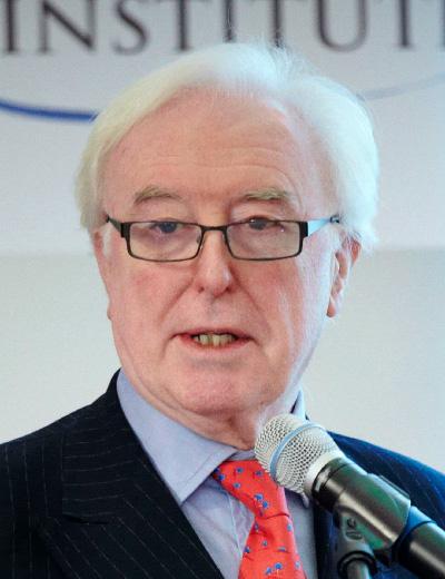 John O'Sullivan CBE