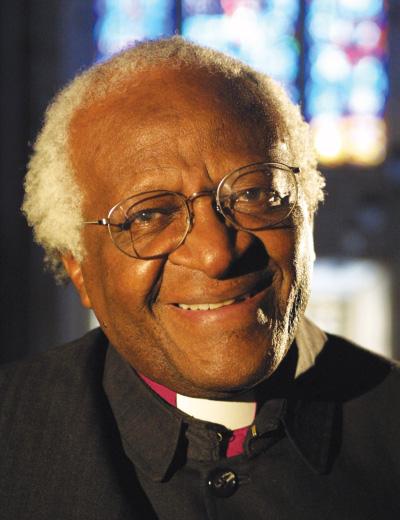Archbishop Desmond M. Tutu