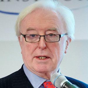 John O'Sullivan, CBE: The Independent Institute
