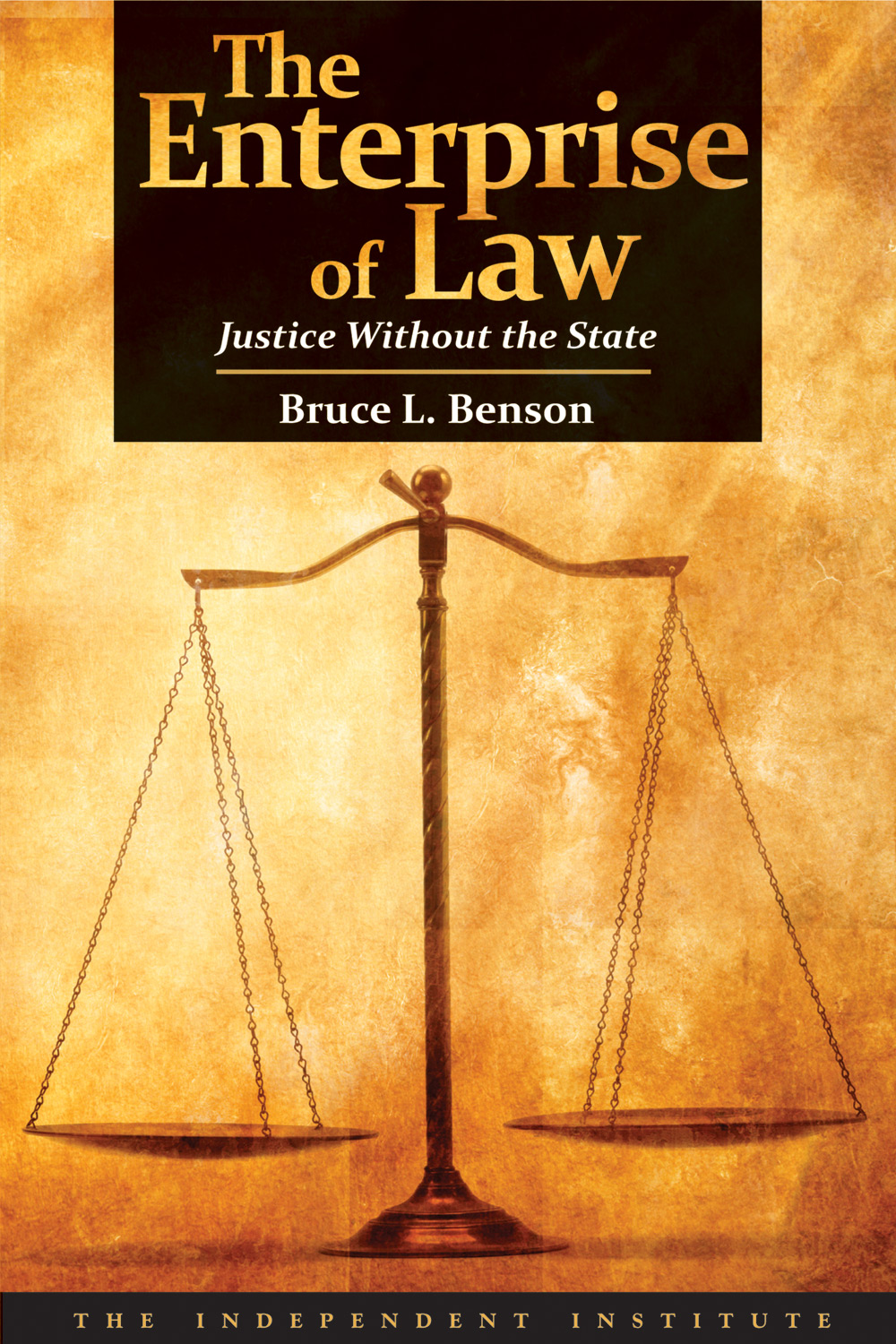 the enterprise of law justice out the state high resolution cover
