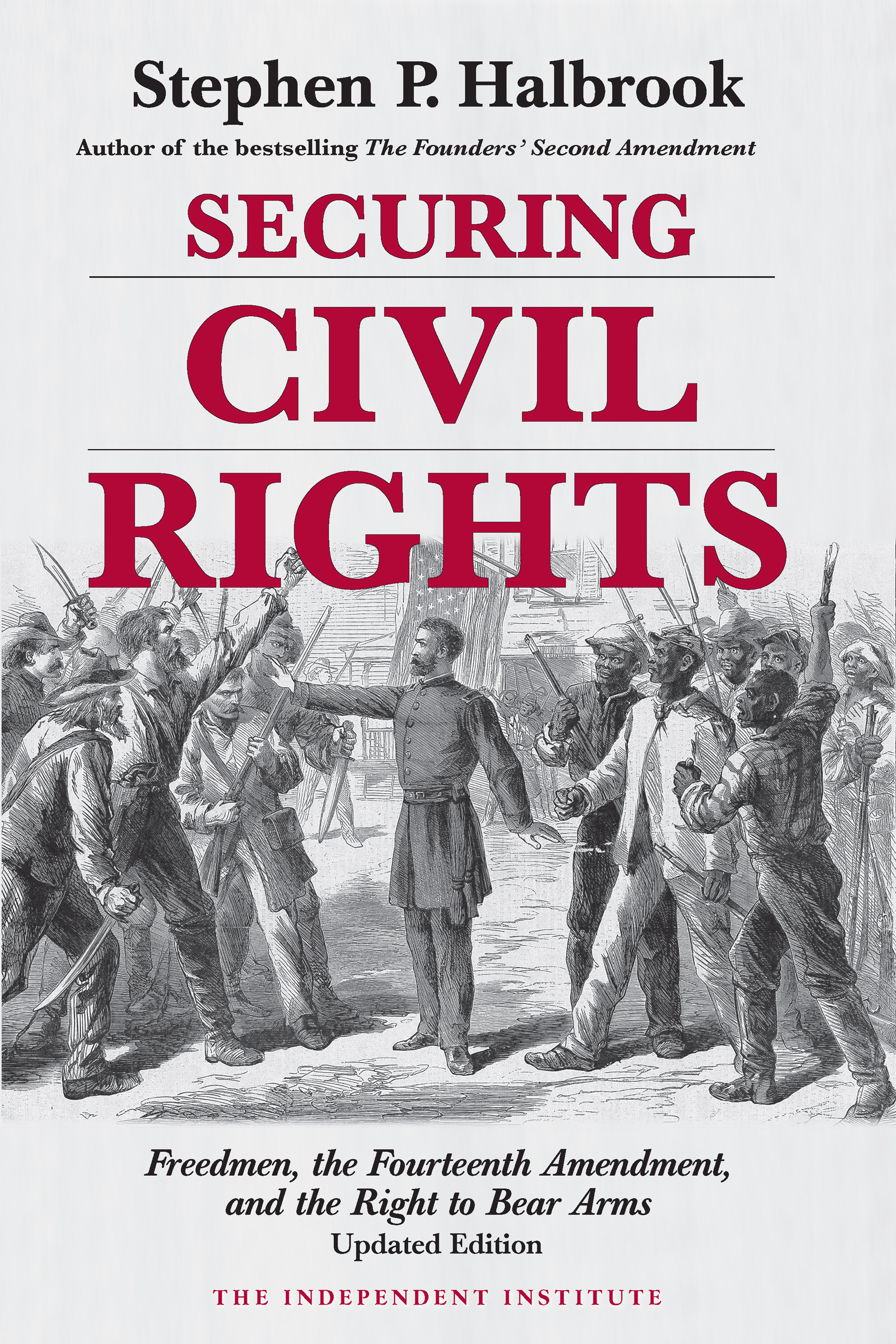 securing civil rights dmen the fourteenth amendment and the high resolution cover