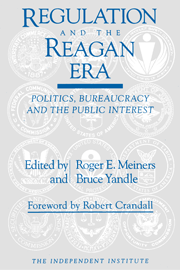 Regulation and the Reagan Era