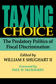 Taxing Choice