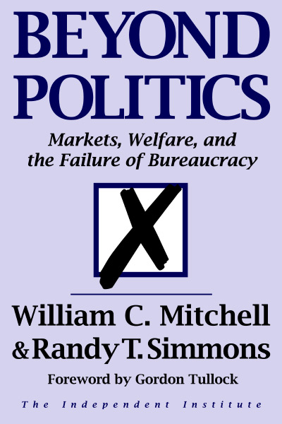 Beyond Politics (First Edition)