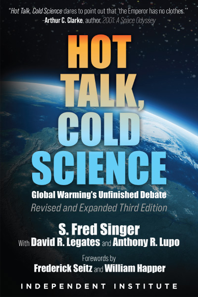 Hot Talk, Cold Science (2021)