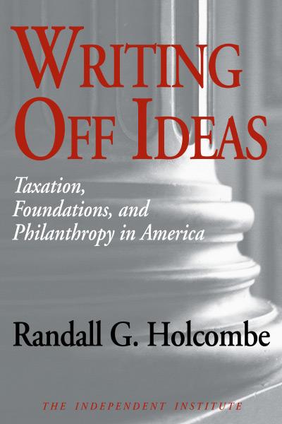 Writing Off Ideas