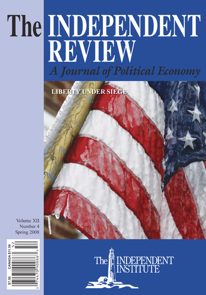 a review of the polarization in the political system