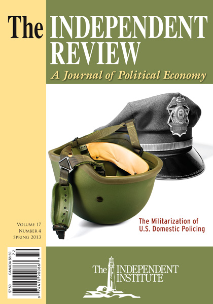 Libertarianism What Everyone Needs To Know The Independent Review