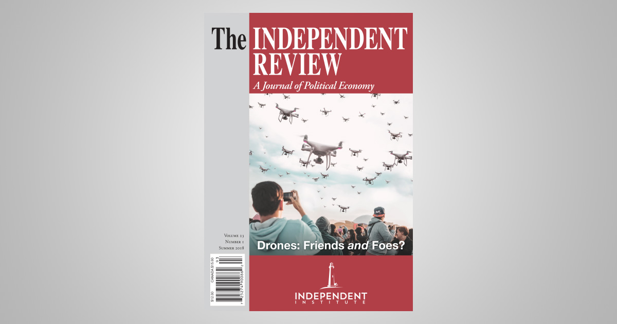 Consumer Privacy in an Age of Commercial Unmanned Aircraft Systems: The Independent Review: The Independent Institute